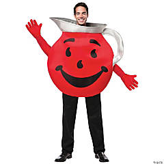 Kool Aid Guy Costume for Men