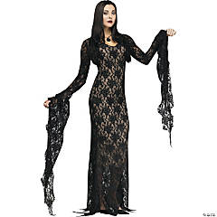 Lace Mortcia Costume for Women