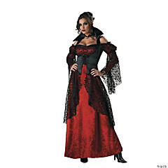 Lacey Vampiress Adult Women's Costume