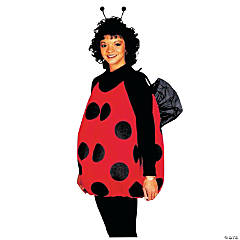 Lady Bug Costume for Women