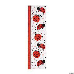 Ladybug Growth Chart