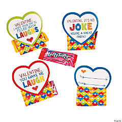 Laffy Taffy® Valentine Exchange Cards