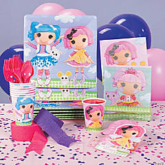 Lalaloopsy™ Basic Party Pack