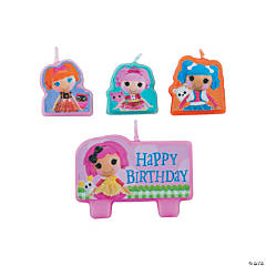 Lalaloopsy™ Birthday Candles