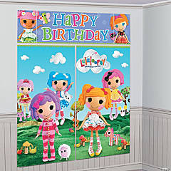 Lalaloopsy™ Giant Scene Setter Wall Decorating Kit