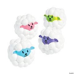 Lamb Bouncy Ball  Assortment