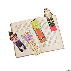 Laminated Halloween Bookmarks