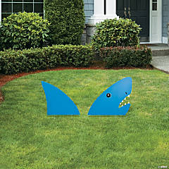 Land Shark Yard Sign