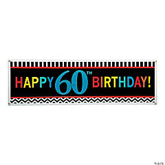 Company trading 60th stationery