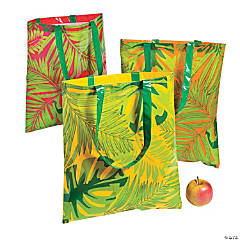 Large Banana Leaf Tote Bags