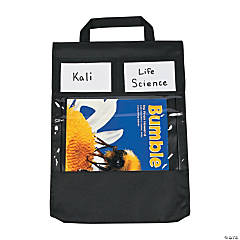 Large Book Storage Pouches