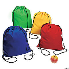 Large Bright Drawstring Backpacks