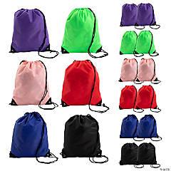 Large Drawstring Bag Assortment