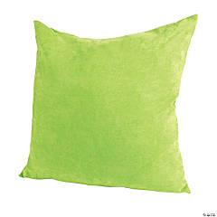 Large Green Pillow