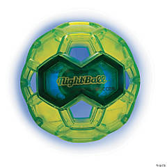 Large NightBall Light-Up Soccer Ball