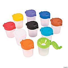 Large Paint Cups