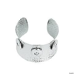 Large Snap Cuff Bracelet