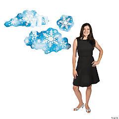 Large Snowflake Hanging Décor