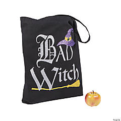 Large Spellbound Witchy Tote Bag
