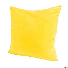 Large Yellow Pillow