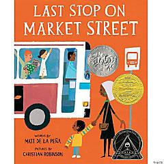 Last Stop Market Street Hardcover