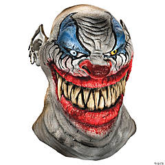 Latex Chopper Clown Mask