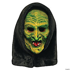 Latex Halloween III Witch Mask