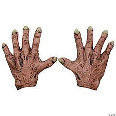 Latex Monster Flesh Hands