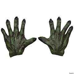 Latex Monster Hands