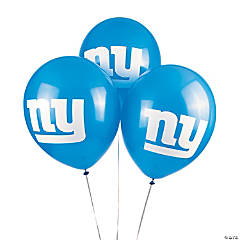 Latex NFL® New York Giants™ Balloons