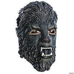 Latex Wolfman Mask