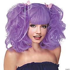 Lavender Pixie Wig