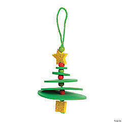Layered Tree Ornament Craft Kit