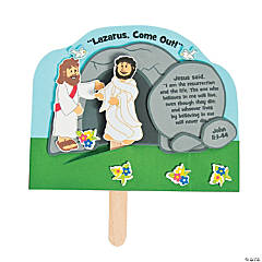 Lazarus Resurrection Pop-Up Craft Kit