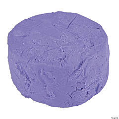 1 Lb. Light Purple Dough