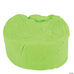 1 Lb. Lime Green Dough