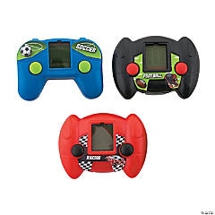 LCD Electronic Games Assortment
