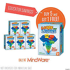 Leaps and Ledges: Classroom Set of 6
