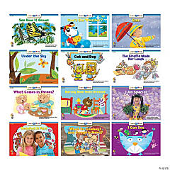 Learn-to-Read Variety Pack 4 - Level C