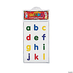 Learning Magnets® Lowercase Letters