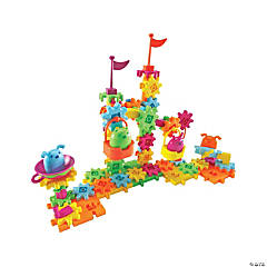 Learning Resources® Gears! Gears! Gears!® Pet Playland Building Set