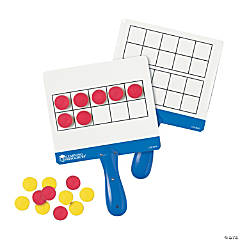 Learning Resources® Magnetic Ten Frame Answer Boards