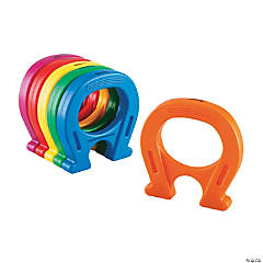 Learning Resources® Primary Science Horseshoe-Shaped Magnets - Set of 6