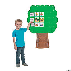 Learning Tree Pocket Chart