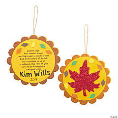 Legend of the Leaf Ornament Craft Kit