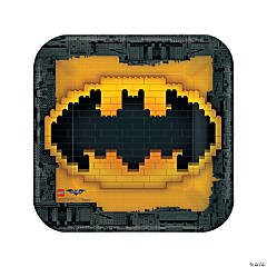 LEGO® Batman™ Square Paper Dinner Plates
