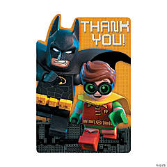 LEGO® Batman™ Thank You Postcards