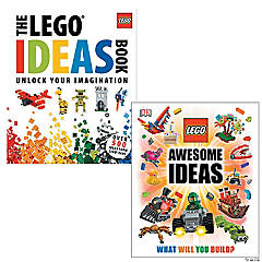 LEGO Build Books: Set of 2