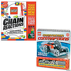 LEGO Chain Reactions & Crazy Contraptions: Set of 2