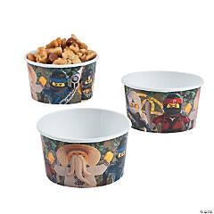 LEGO<sup>&#174;</sup> Ninjago<sup>&#174;</sup> Snack Paper Bowls